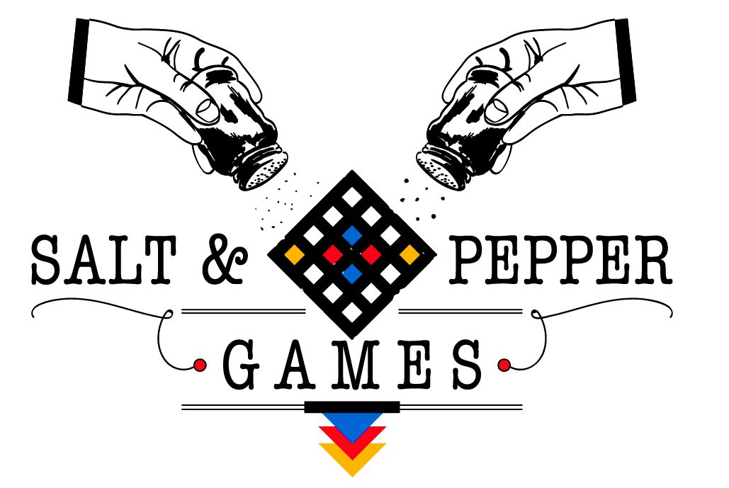 Salt and Pepper Games